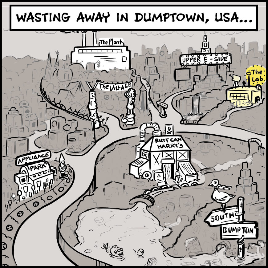 Dump Town, USA Real Housewives of Appliance Park